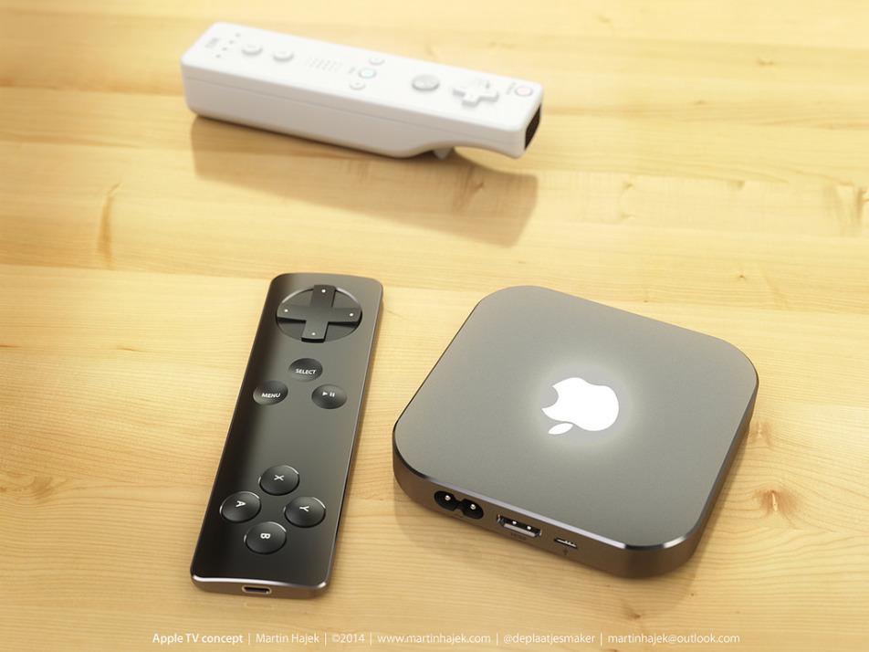 Приставка Apple TV 4 поколения