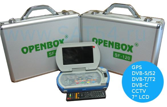 SATFINDERS Openbox SF 110-120 4