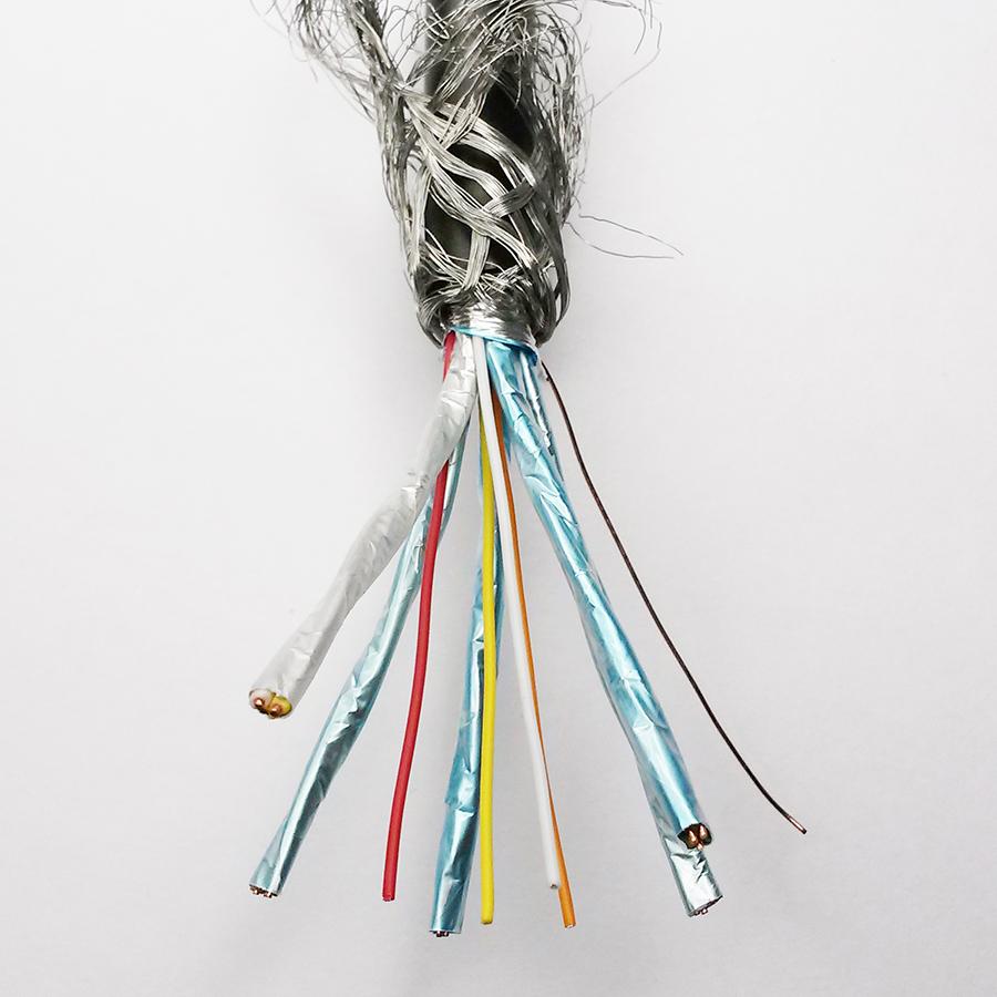 Зачищаем hdmi кабель