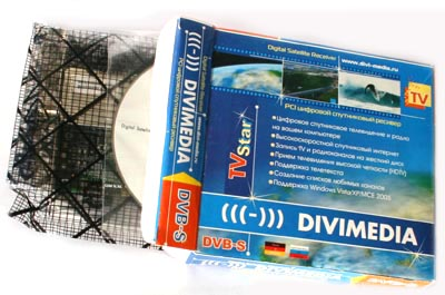 DIVIMEDIA TV-STAR комплектация